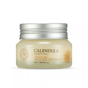 Calendula Essential Moisture Cream The Face Shop